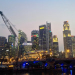Singapore's economy sluggish in first quarter