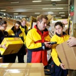 Deutsche Post DHL posts profit decline, still confirms targets