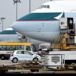 More subdued growth in airfreight traffic