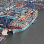Maersk Line leads box ships in improved service reliability
