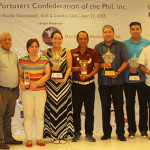 United Portusers holds 1st golf tournament