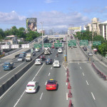 One-truck lane rule on C-5, Katipunan extended until Jan 2016