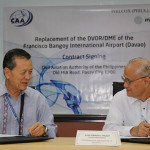 Davao airport to upgrade its aircraft navigation system
