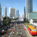 Indonesia lowers GDP growth outlook as global trade slows