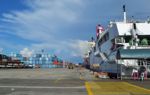 Manila ports, including Manila North Harbo, has achieveed