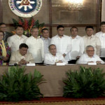 Aquino signs into law Co-Loading, Competition Acts