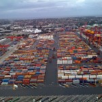 Growing demand, mega ships fueling box port investment