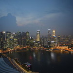 Forecasters moderate growth outlook for Singapore