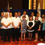 Torres leads new set of PISFA officers