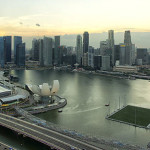 Singapore avoids recession with slight growth in Q3