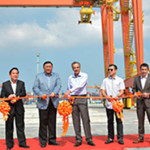 ICTSI inaugurates MICT's Yard 7