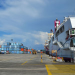 Manila North Port can now handle international cargoes