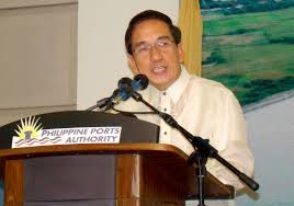 Philippine Ports Authority general manager Atty Juan Sta Ana will rejoin the private sector.