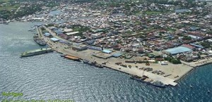 Port of Surigao managed by the Philippine Ports Authority. Photo from PPA website.
