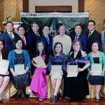 Curay leads newly inducted SCMAP officers