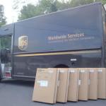 UPS rakes record 4Q profit as US e-commerce demand booms
