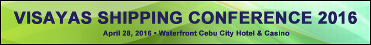 Visayas Shipping Conference 2016
