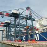 Box traffic jumps at Vietnam's Cai Mep port with 5 new service calls