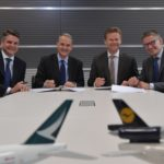 Cathay, Lufthansa forge HK-Europe freight partnership