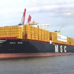 Box ship capacity projected to top 20 million TEUs this year