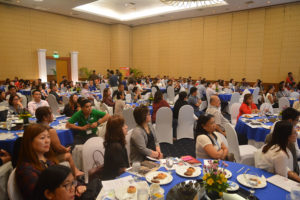 The Visayas Shipping Conference was attended by close to 200 shippers, cargo service providers and government officials.