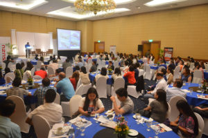Attendees to the recent Visayas Shipping Conference 2016 The Cebu chamber is, in particular, looking for ways to bring down high domestic shipping cost, since Cebu relies heavily on domestic shipping for inter-island transport of goods and services.