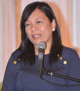 Under the SOLAS amendment, there are three ways for shippers to communicate the VGM—through the shipping line's website, third-party ports system such as Inttra, and through email, according to Maersk Line Filipinas, Inc. inland operations manager Maria Cecilia Bejoc, who also spoke at the Visayas Shipping Conference.