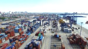 Once modernized, North Harbour can handle around 3.5 million twenty-foot equivalent units (TEUs) annually. Photo courtesy of Manila North Harbour Port, Inc.