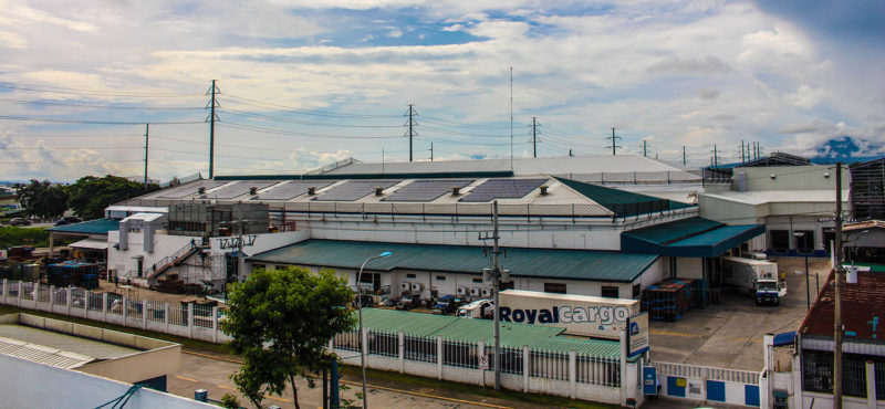 Company S Expanded Laguna Cold Storage Inaugurated On June 15 And Which Cost The P300