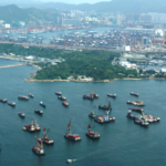 Biggest transshipment ports record volume decline in H1