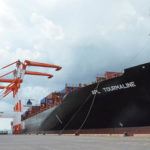 ICTSI Subic services largest vessel to call Subic port