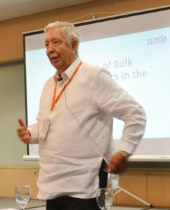 Ramon Atayde, chairman and chief executive officer of terminal operator Seasia Logistics Philippines, Inc., said PPA facilities are limited and equipment inappropriate when it comes to handling bulk and break bulk shipments.