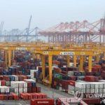 S Korea's Aug sea cargo dips; HK July exports fall