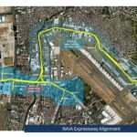 New NAIA elevated expressway toll-free for a month