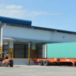 First container freight station at Subic port inaugurated