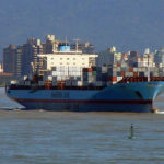 Container line's loss deflates Maersk group profit in Q3