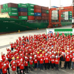 Manila South Harbor breaks through 1M-TEU barrier in Dec