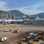 HKIA posts new cargo record for peak season
