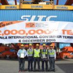 MICT handles record 2M TEU in Dec