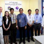 BOC inaugurates interline baggage room at Clark airport