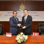 HK, Indonesia sign customs cooperation pact