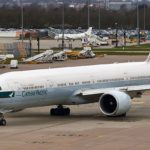 Cathay Pacific slumps to first loss in 8 years