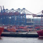 Freight rates from North Europe to Asia hit record high