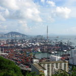 HK total port cargo rose 26.8% in Q4