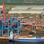 World seaborne trade sustaining robust volume growth