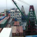 Freight rates dip on East-West trade lanes