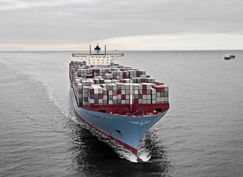 Maersk Waives Demurrage Detention Charges For Cyber Attackaffected - Maersk invoice tracking