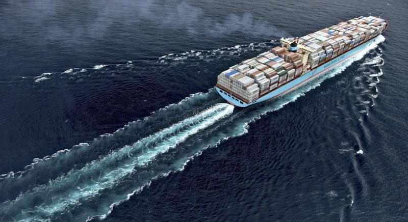 BOC Halts Manual Processing Of Maersk Line MCC Cargoes PortCalls - Maersk invoice tracking