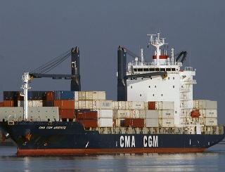 CMA CGM ship