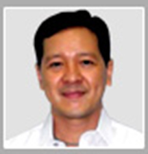 Al Vitangcol was sacked for awarding a multimillion-peso contract to an in-law. Photo from dotcmrt3.gov.ph